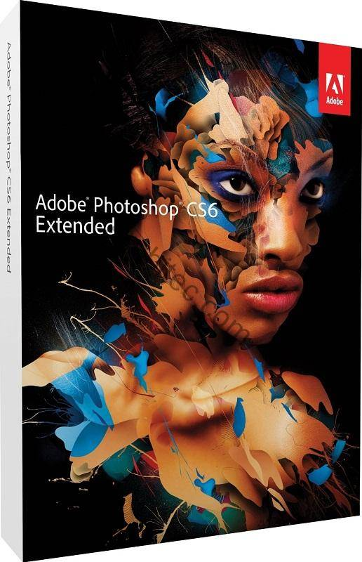 برنامج Adobe Photoshop CS6 Extended