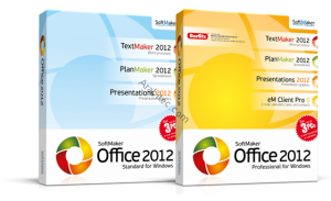 SoftMaker Office 2012