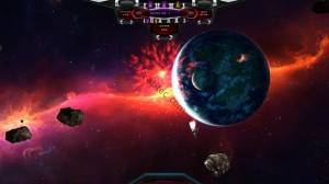 Galaxy in Flames: The Crucible