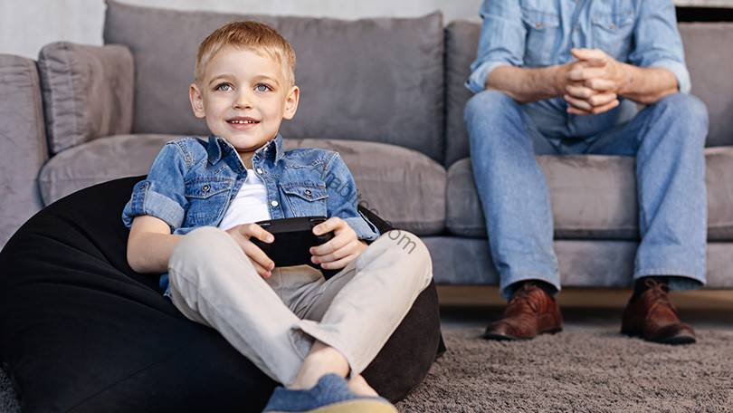 The Parents' Guide to Video Games