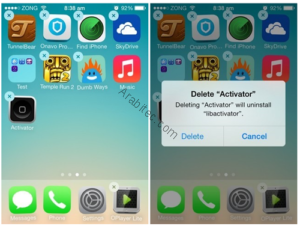 How to delete apps on Android and iOS كيفية مسح التطبيقات على نظامي اندرويد و iOS
