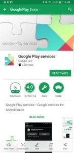 how to update google play services تحديث غوغل play services