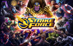 MARVEL Strike Force‏