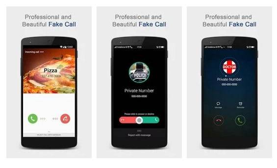 تطبيق Fake Call – Developers Point