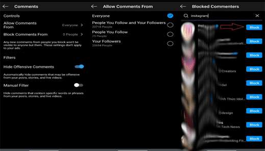 Block Comments From