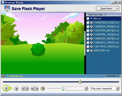 Save Flash Player