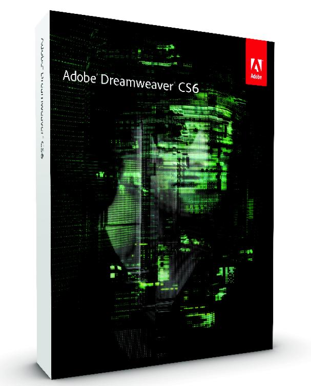 برنامج دريم ويفر Adobe Dreamweaver CS6