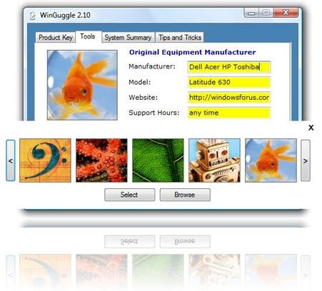 برنامج WinGuggle لكشف مفاتيح برامجك