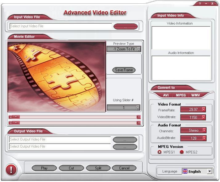 FREE Advanced Video Editor