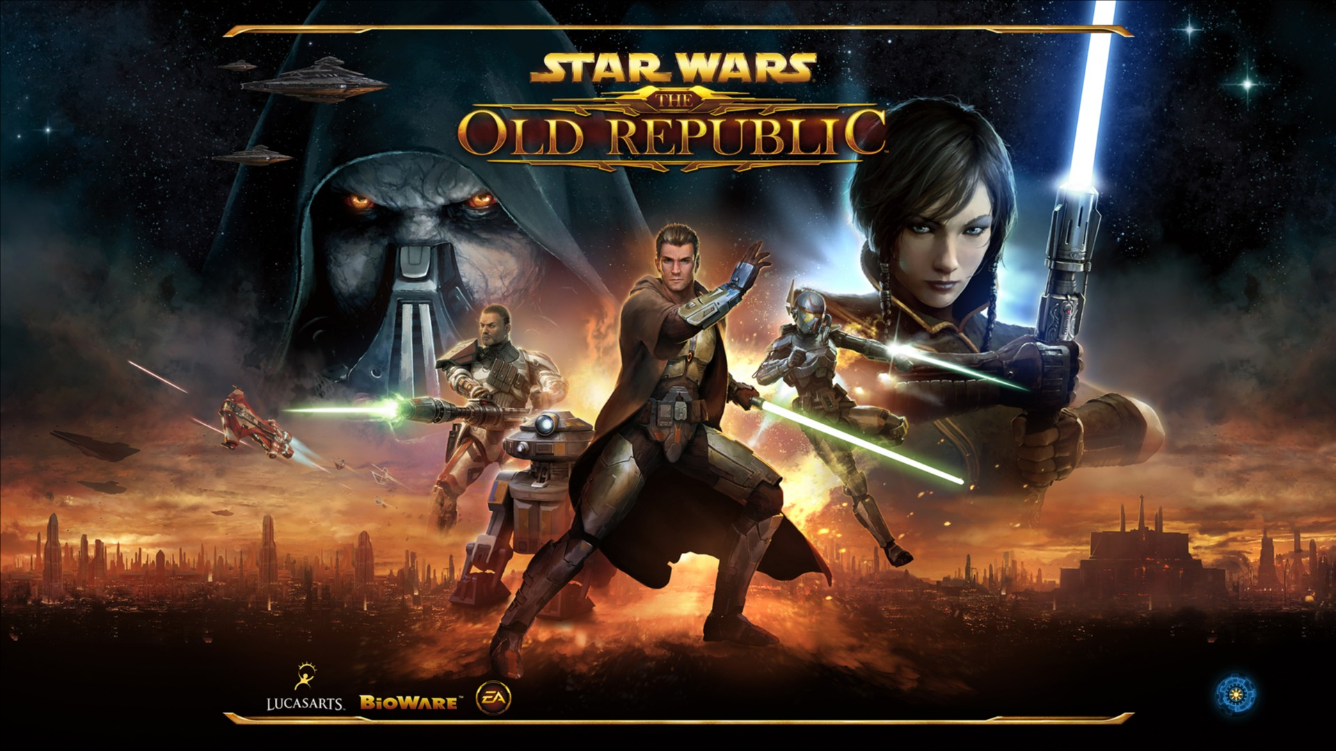 لعبة Star Wars: The Old Republic