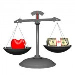 المال والحب