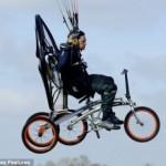 الدراجة الطائرة 2
