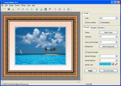 Frame Maker Pro