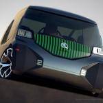 ميكرو تاكسي سيارة المستقبل (1)