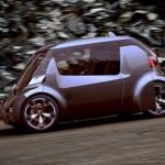 ميكرو تاكسي سيارة المستقبل (2)