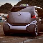 ميكرو تاكسي سيارة المستقبل (3)