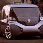 ميكرو تاكسي سيارة المستقبل (4)