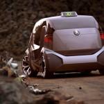 ميكرو تاكسي سيارة المستقبل (5)