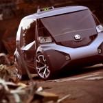 ميكرو تاكسي سيارة المستقبل (6)