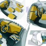 ميكرو تاكسي سيارة المستقبل (8)