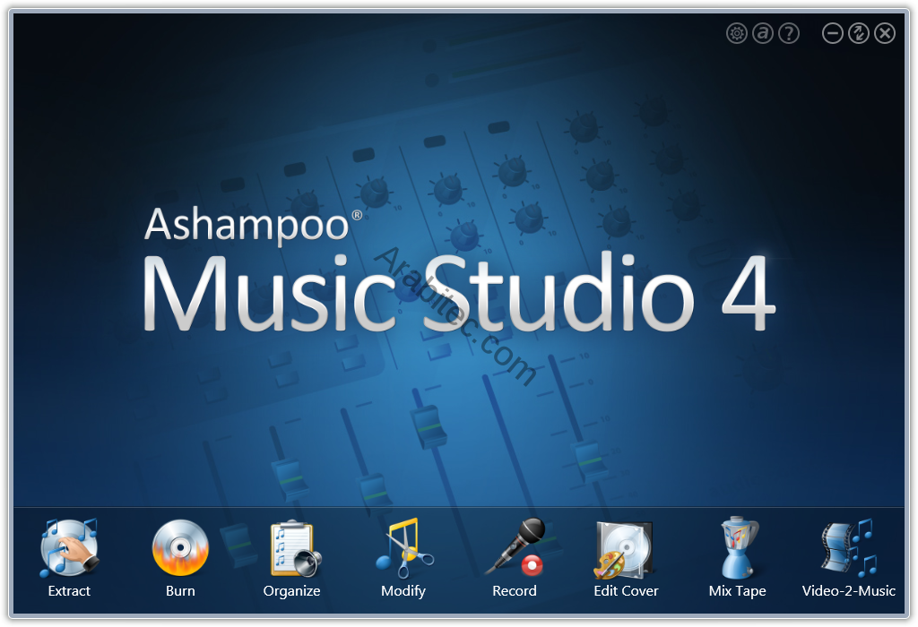 Ashampoo Music Studio