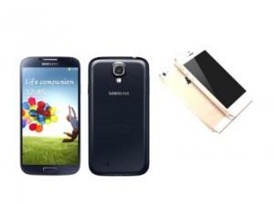 مقارنة بين هاتفي آيفون 5S وسامسونغ غالاكسي S4