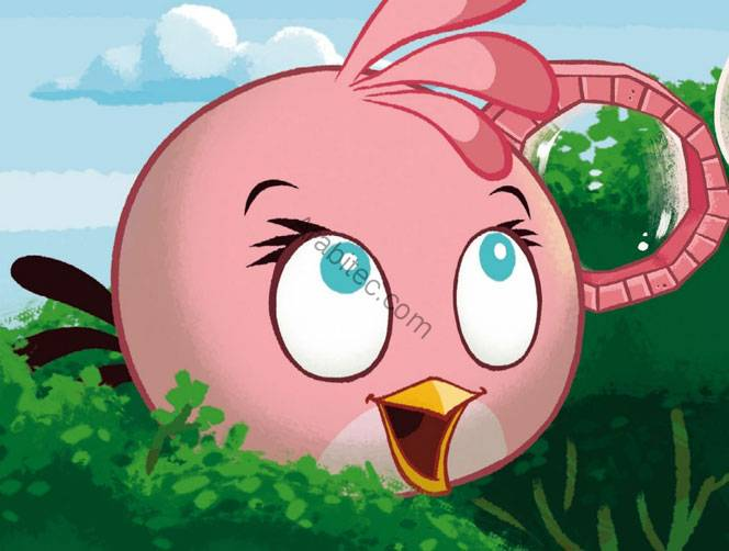 Angry Bird Stella
