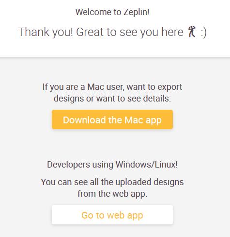 zeplin وسيلة للتعاون بين المصممين و المبرمجين
