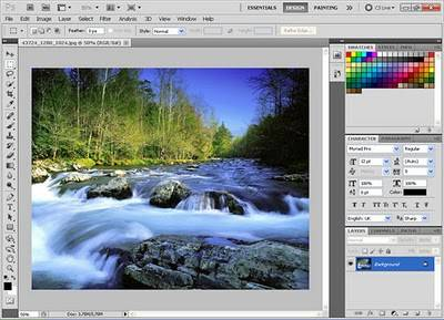 Adobe PhotoShop CS5 - 1