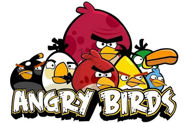 Angry Birds لعبة الطيور الغاضبة للكمبيوتر واندرويد