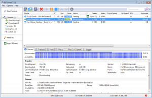 BitTorrent Stable