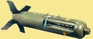 CBU-97 Sensor Fused Air Deployed Bomb