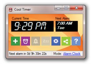 Cool Timer