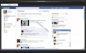 Facebook @Desktop