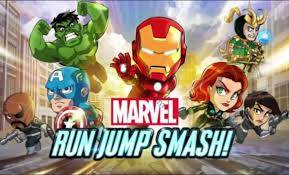 Marvel Run Jump Smash