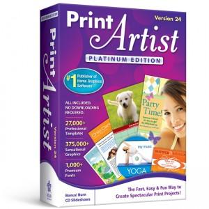 Print Artist Platinum 24