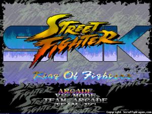 Street Fighter SNK