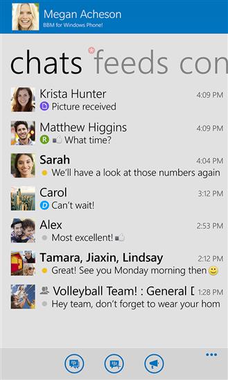 bbm windows phone beta 2