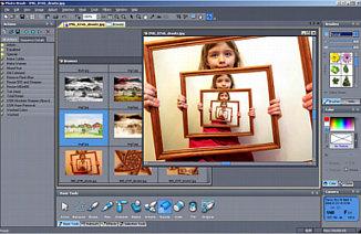 Photo Brush 5 برنامج الرسم وتعديل الصور
