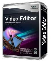 Wondershare Video Editor برنامج مونتاج الافلام والكتابة عليها