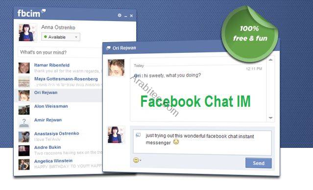 Facebook Chat IM