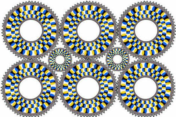 optical ILLUSIONS in Circal