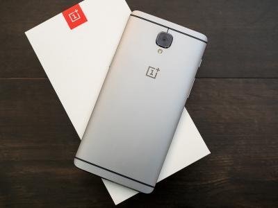 ون بلس تعلن رسمياً عن هاتف OnePlus 3 بشاشة AMOLED ورامات 6 جيجا بسعر 400 دولار