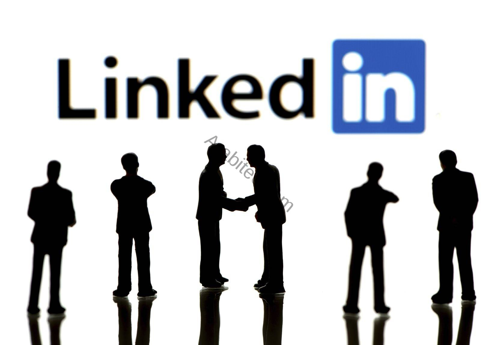 حساب LinkedIn