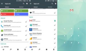 applock gmail