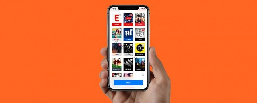 For You News   تخصيص قسم For You في تطبيق الأخبار على الأيفون بنظام iOS 11.3