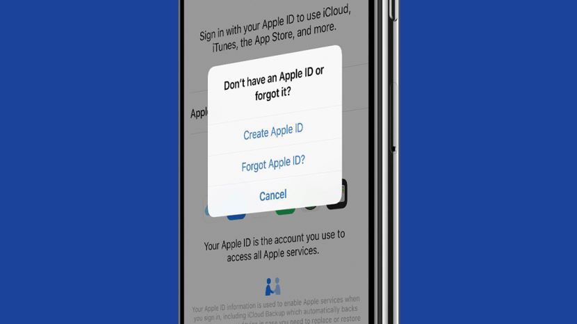 إنشاء حساب Apple ID | تعلم إنشاء حساب Apple ID على الأيفون