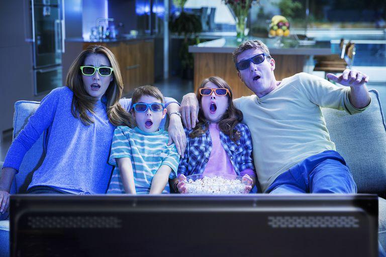 Get Started Watching Your Favorite 3D Movies Online ابدأ بمشاهدة افلام ال3D اونلاين