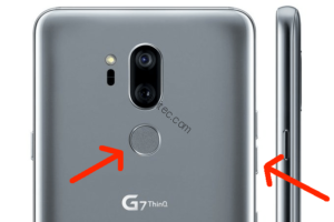 How to Take a Screenshot on the LG G7 كيفية التقاط لقطة شاشة على lg g7
