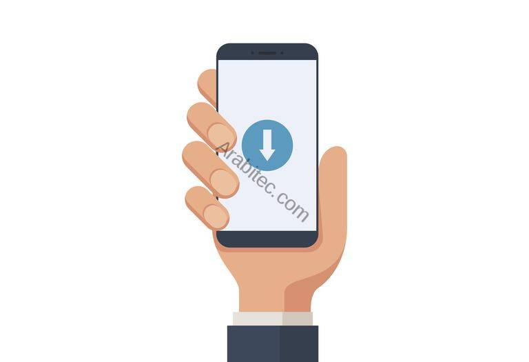 Cancel a Frozen App Download on Android الغاء تنزيل معلق على جوجل بلاي